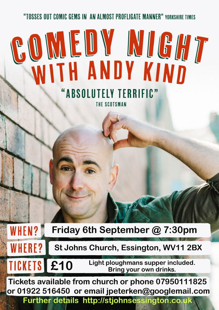 WD_Andy Kind_Comedy Poster_A3_High Res